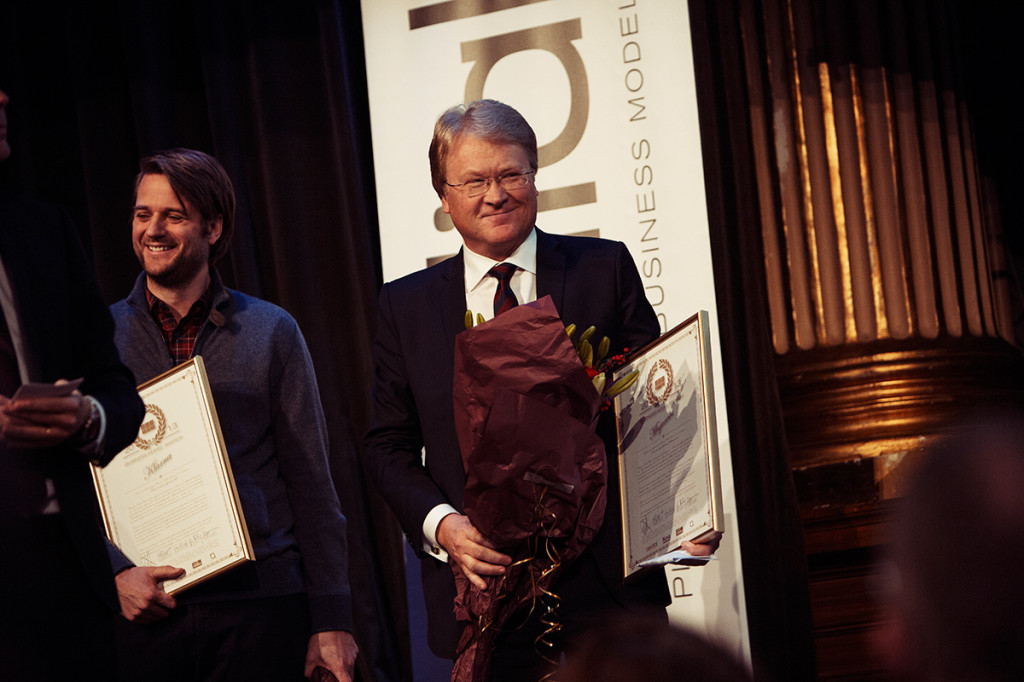 Lars Adaktusson, Meganews - Cordial Business Awards